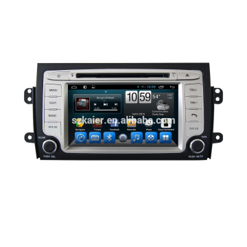 Factory Double Din android 6.0/7.1 car Radio Navigator with GPS for Suzuki SX4 2006-2014 car dvd player Stereo